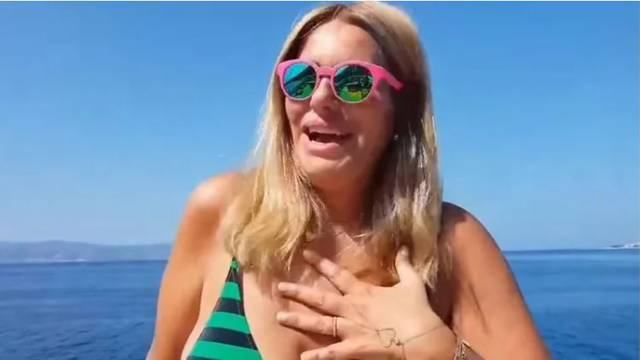 Iva Todorić u suzama: Život mi je promijenilo ovo krstarenje...