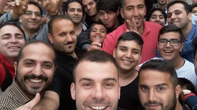 'Iranci obožavaju Hrvate, a za svoj klub su spremni dati život'