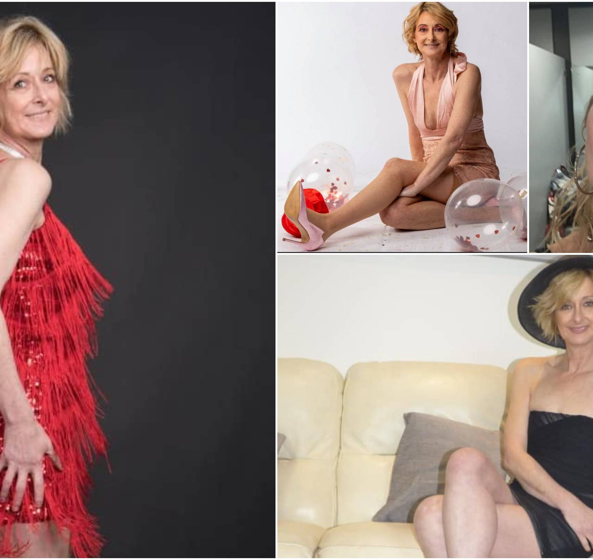 Zbog menopauze dala otkaz i počela prodavati golišave fotke