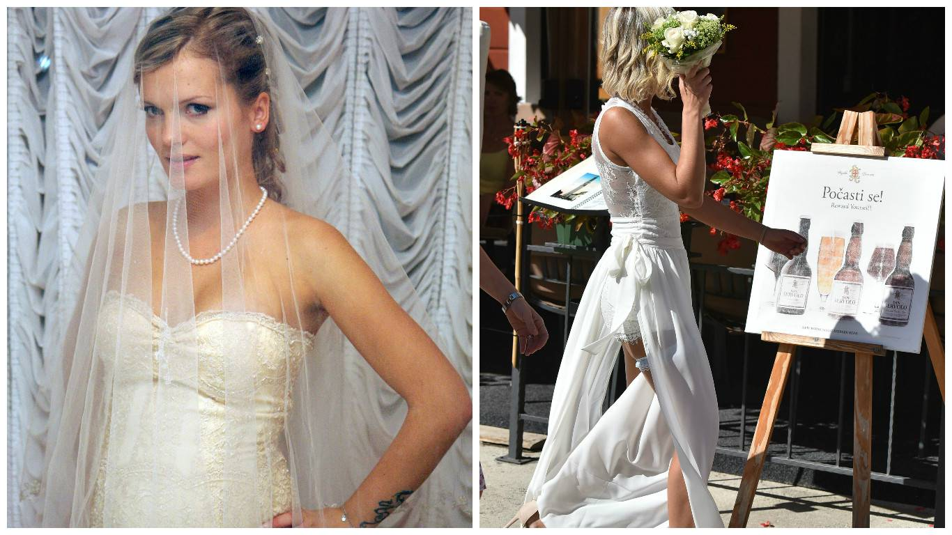 Nosi joj se bijela boja: Marijana je odabrala 'vruću' vjenčanicu