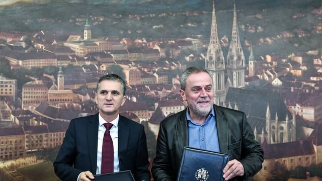 Zagreb: Potpisan ugovor o darovanju zemljišta za izgradnju žičare na Sljemenu