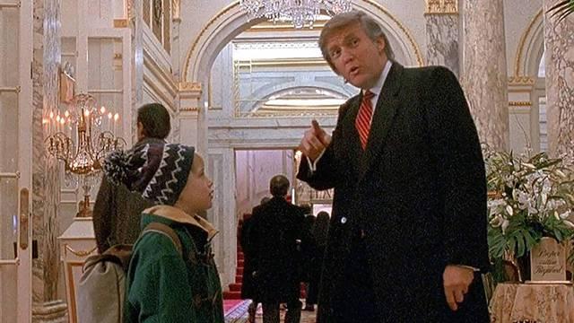 Objasnili zašto su ipak izrezali Trumpa iz filma 'Sam u kući 2'