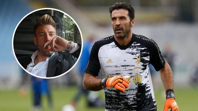 'Lord' Bendtner: Pirlo i Buffon su se skrivali i pušili u toaletu