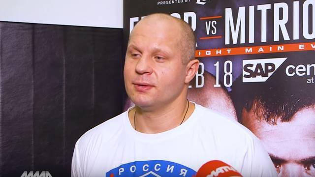 Udar na Fjodora: 'On je uzimao neki doping, skroz je sumnjiv'