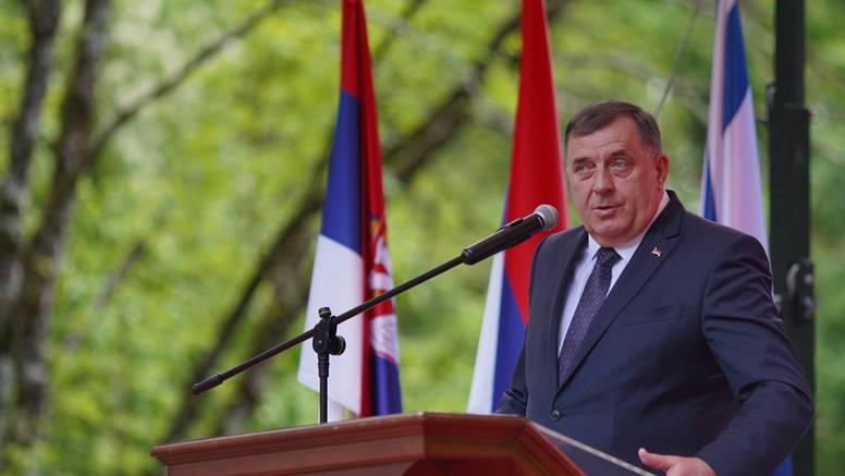 Dodik i dalje prijeti raspadom BiH, Amerikanci ga podsjetili na Dayton: Nema otcjepljenja!