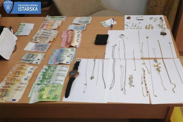 Uhvatili serijskog provalnika: Ulazio je u kuće i krao nakit