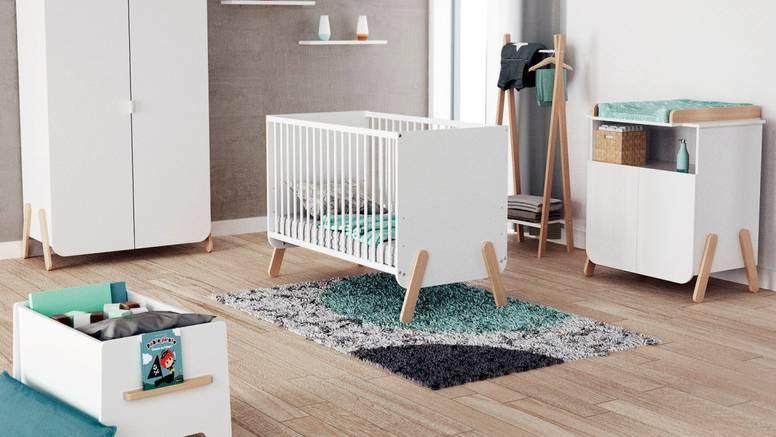 Korisni savjeti za uređenje bebine sobe