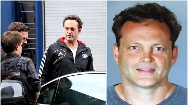 Opirao se policajcima: Glumac Vince Vaughn pijan vozio auto