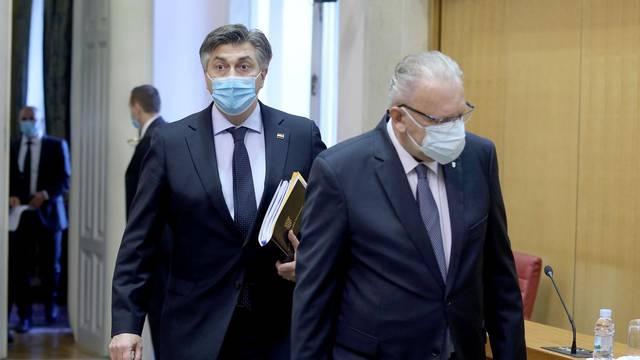 Zagreb: Četvrta sjednica Hrvatskoga sabora počela je utvrđivanjem dnevnoga reda