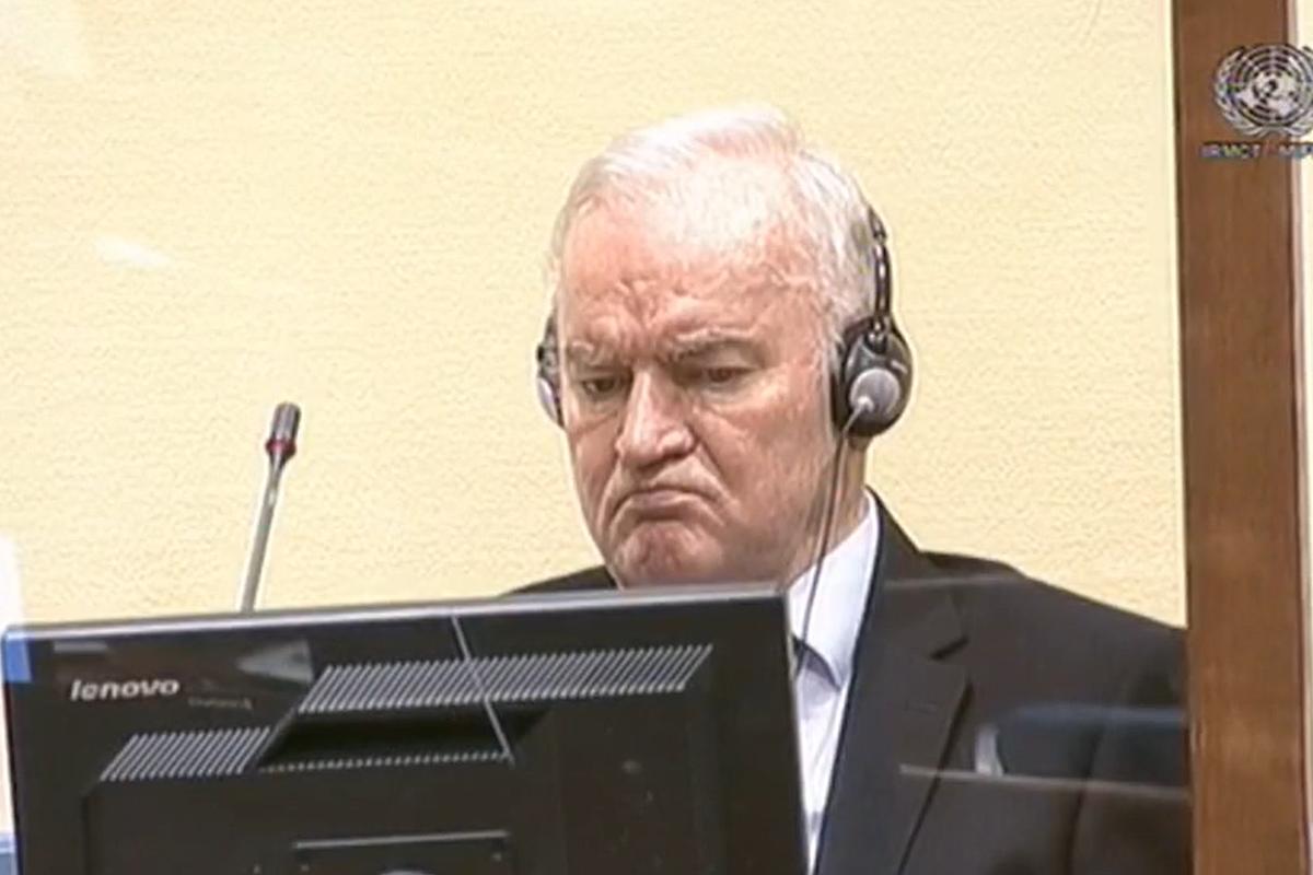 Stream: Ratko Mladić: Presuda u Haagu za ratni zločin i genocid | 24sata