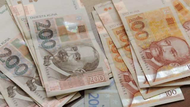 Prosječna plaća u Zagrebu za srpanj iznosila je 7717 kuna