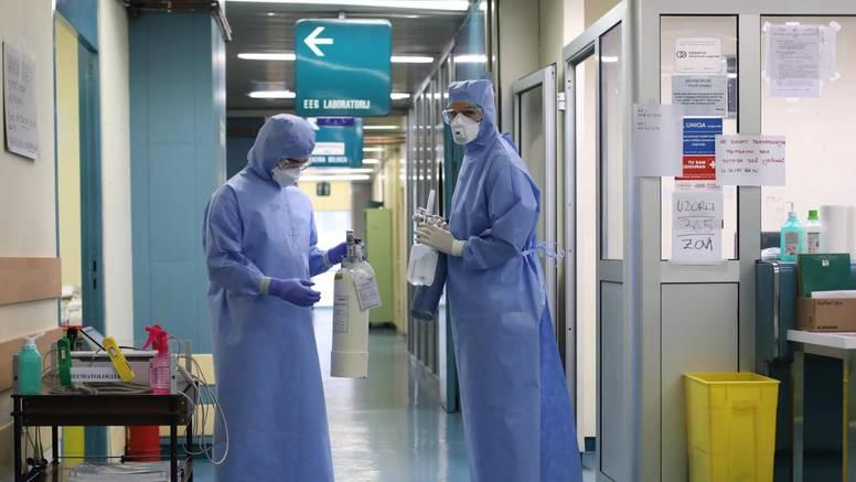 Liječnik iz KB Dubrava: Ne znaju nam reći što da radimo s novim pacijentima, gdje da ih stavimo