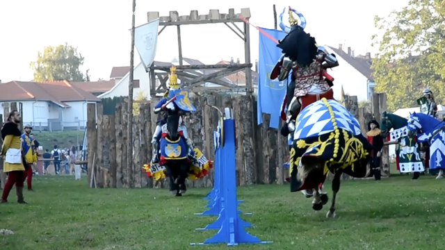 Vitezovi iz cijelog svijeta stigli u Koprivnicu: Pogledajte bitke