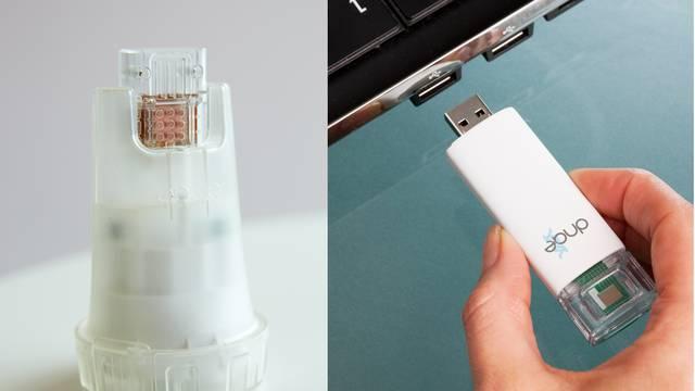 Borba s HIV-om: Ovaj USB za pola sata dijagnosticira virus