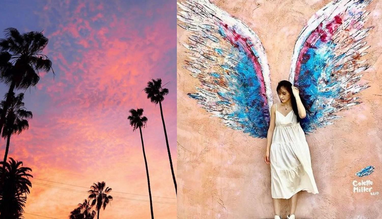 Tu  se 'fotkaju' cure sa stilom: Najpopularnija mjesta u L. A.-u