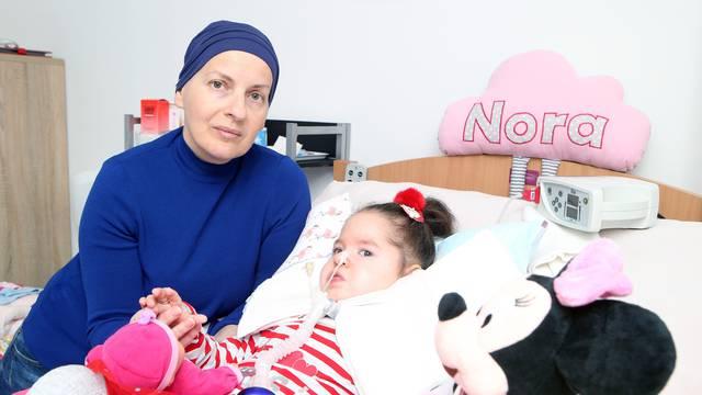 Majka hrabrost: U borbi za kćer i sama je oboljela od karcinoma
