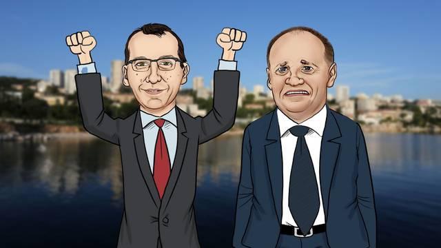 SDP-ovci proslavili pobjedu pa otišli kući, HDZ-u ostaje Zadar