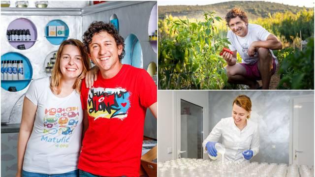 Ana i Krsto s Pašmana osvojili svjetske nagrade za svoja aceta i kreme: Krenuli smo iz hobija