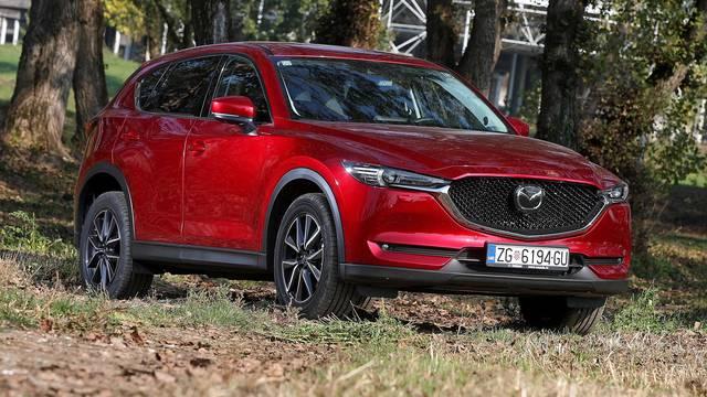 Mazda CX-5 na testu: Gotovo joj je nemoguće naći zamjerku