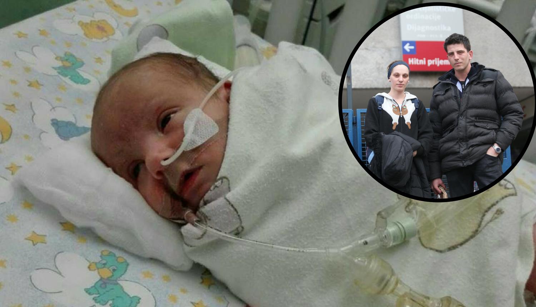 'Nisam vjerovala doktorima, srećom to je spasilo moju Dinu'