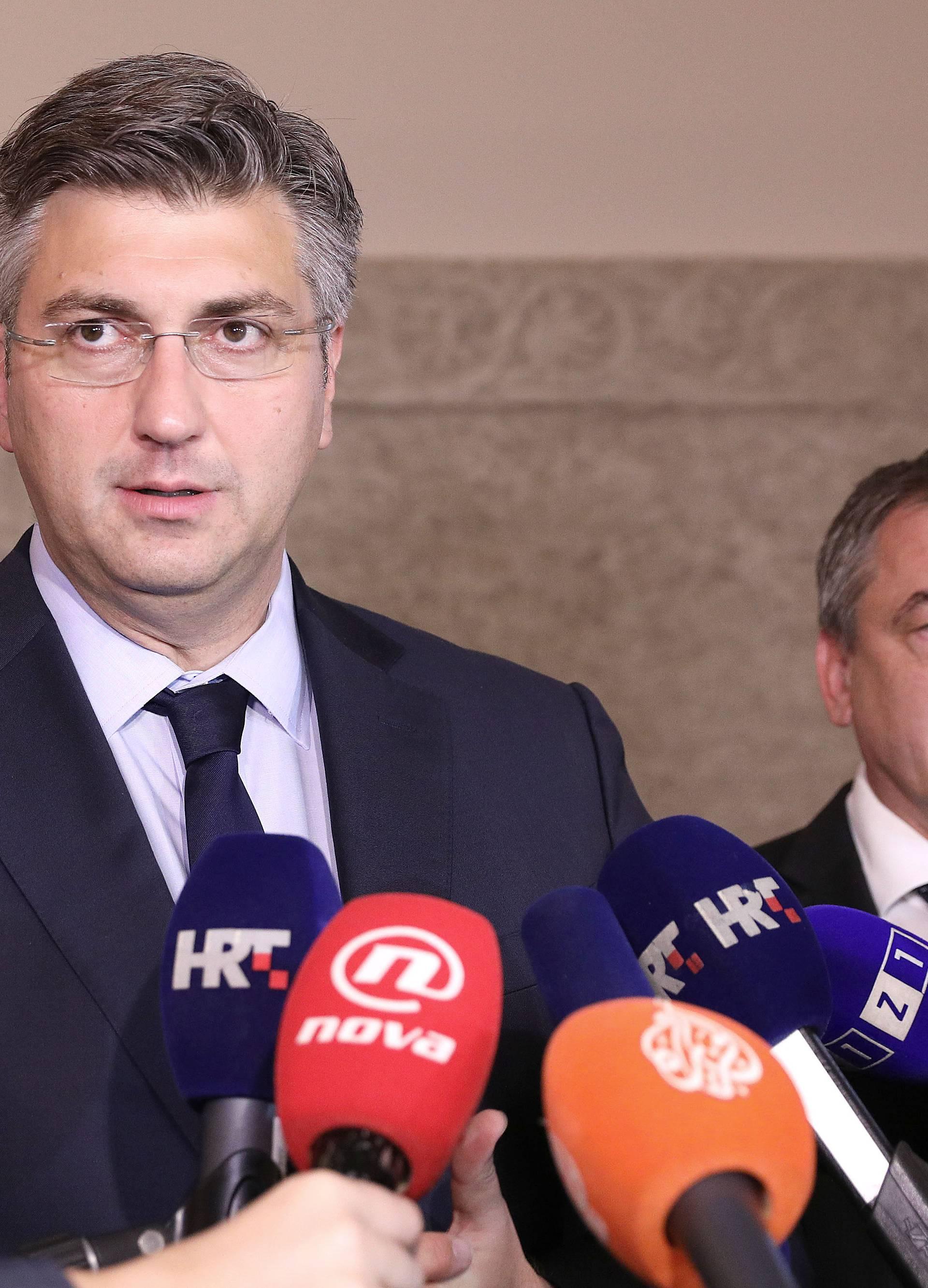Plenković: Hajdukoviću, morate vi još puno žganaca popapati!