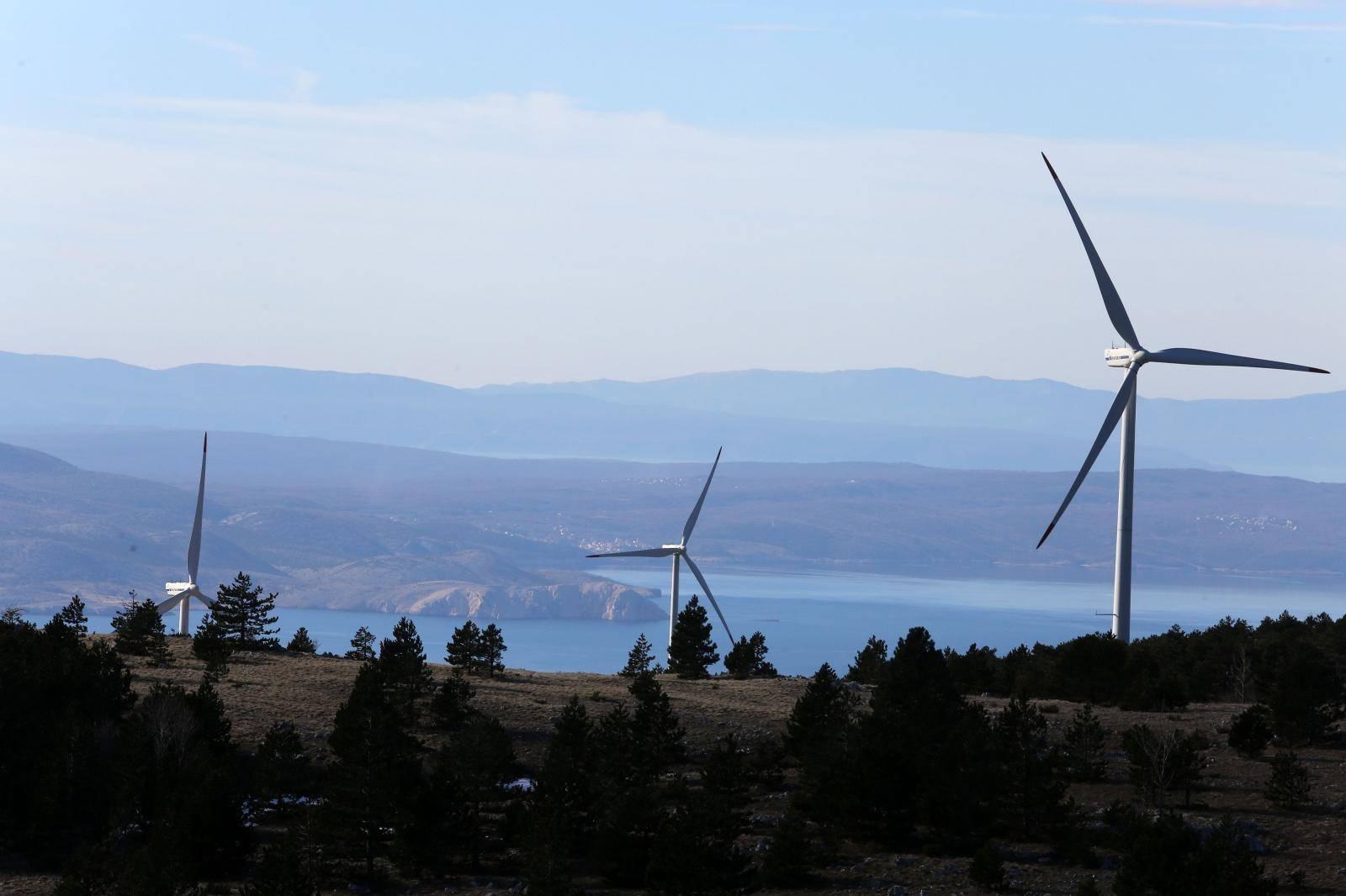 Novi Vinodolski: Vjetroelektrane