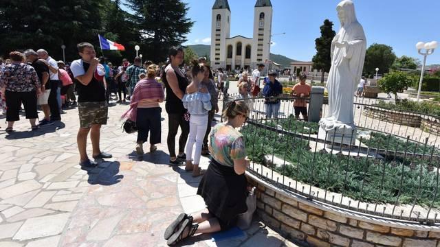 Uskrsna čuda ozdravljenja u Međugorju: 'Rana je nestala...'