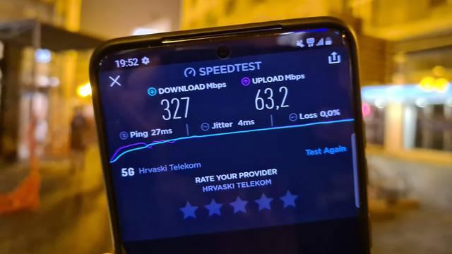 HT-ov 5G u još tri grada, sada pokrivaju 1,2 milijuna građana