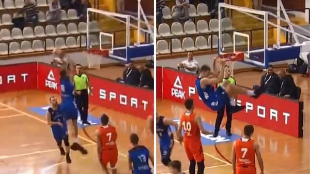 Prkačin zakucavanjima srušio Cedevitu, u finalu čeka Zvezda