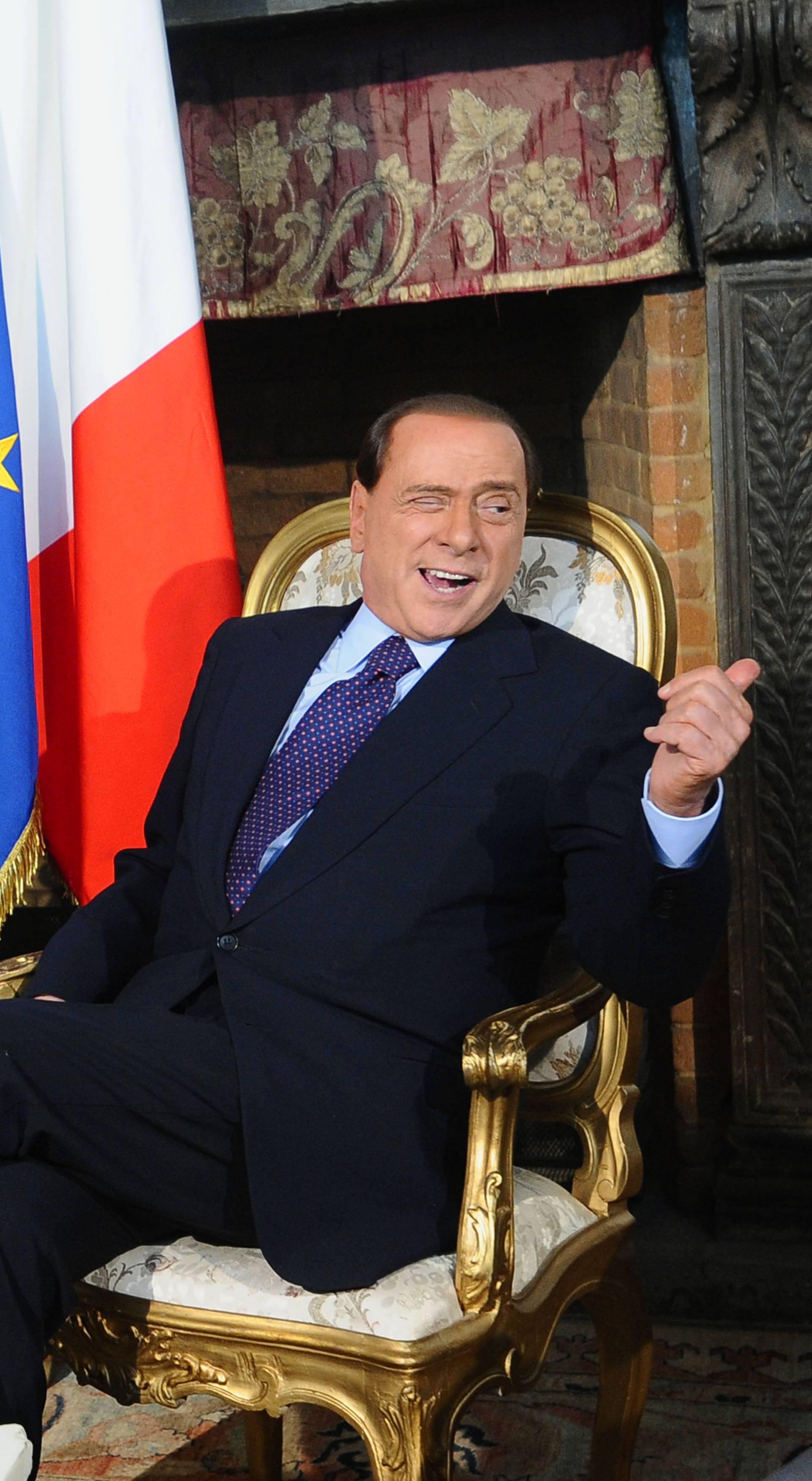 Rome - Bilateral meeting Italy Malta