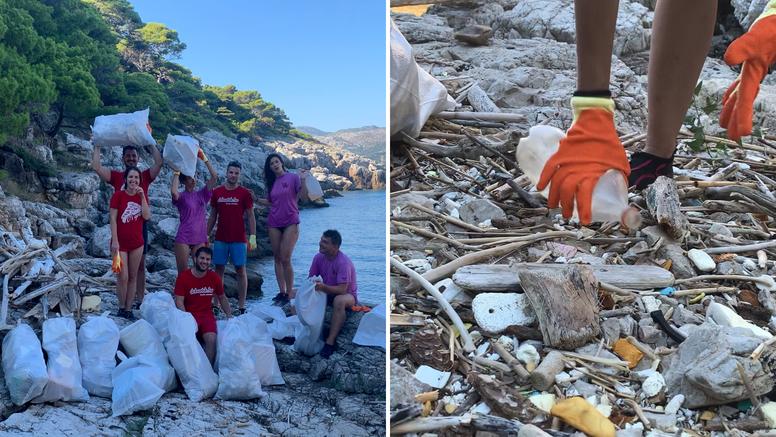Prošle godine s plaža i mora izvadili 30.000 litara smeća, ove godine planiraju duplo