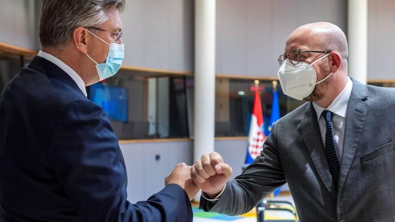Plenković i Michel: 'Osuđujemo nedopustiv potez bjeloruske vlasti i zahtijevamo istragu'