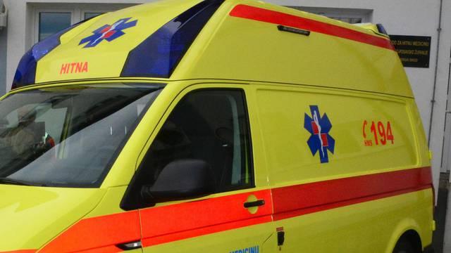 Radnik pao s ljestvi u Umagu: Teško je ozlijeđen, u bolnici je