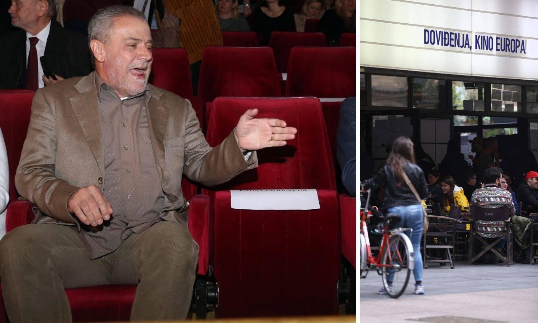 Bandić besplatno dodijelio Kino Europu donatoru svoje stranke