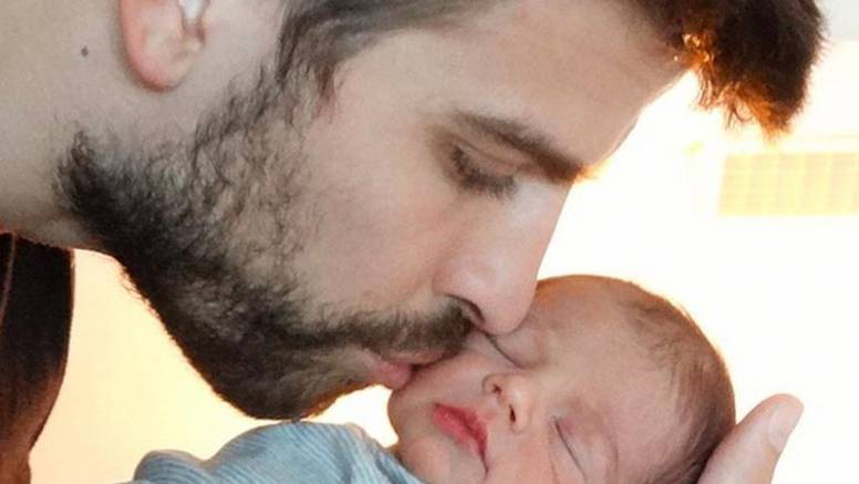 Pohvalili se: Upoznajte Milana, sina Shakire i Gerarda Piquea