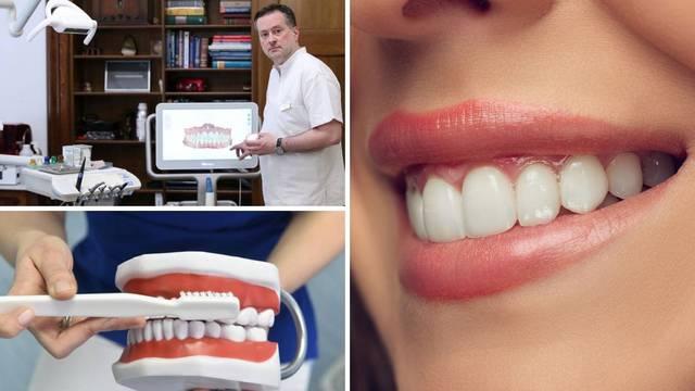Ortodont Lauc: Zubi se mogu ispravljati cijeli život, a djeci ih do sredine osnovne treba prati