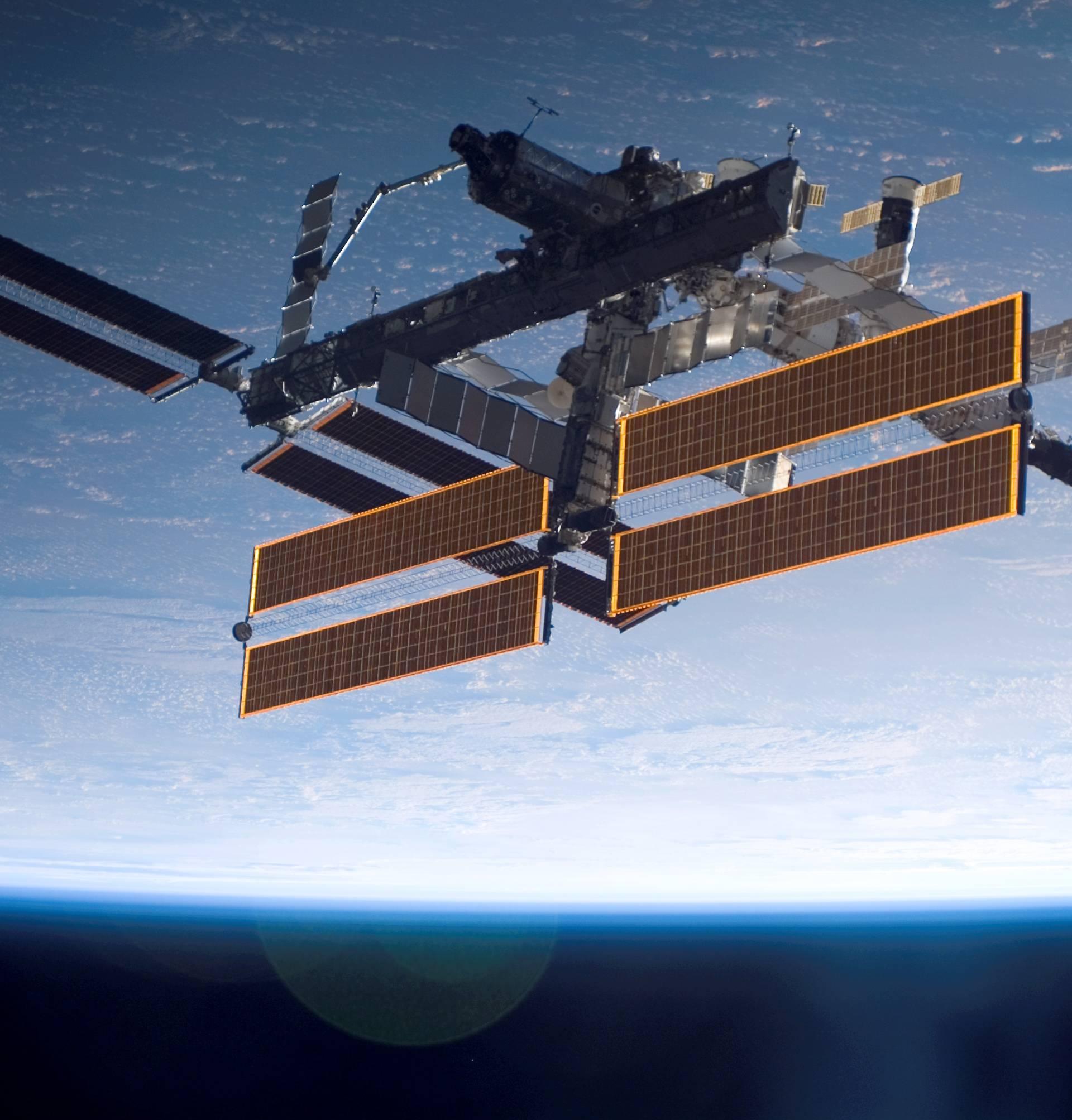 Radit će kolače u svemiru: Na ISS poslali mikrovalnu pećnicu