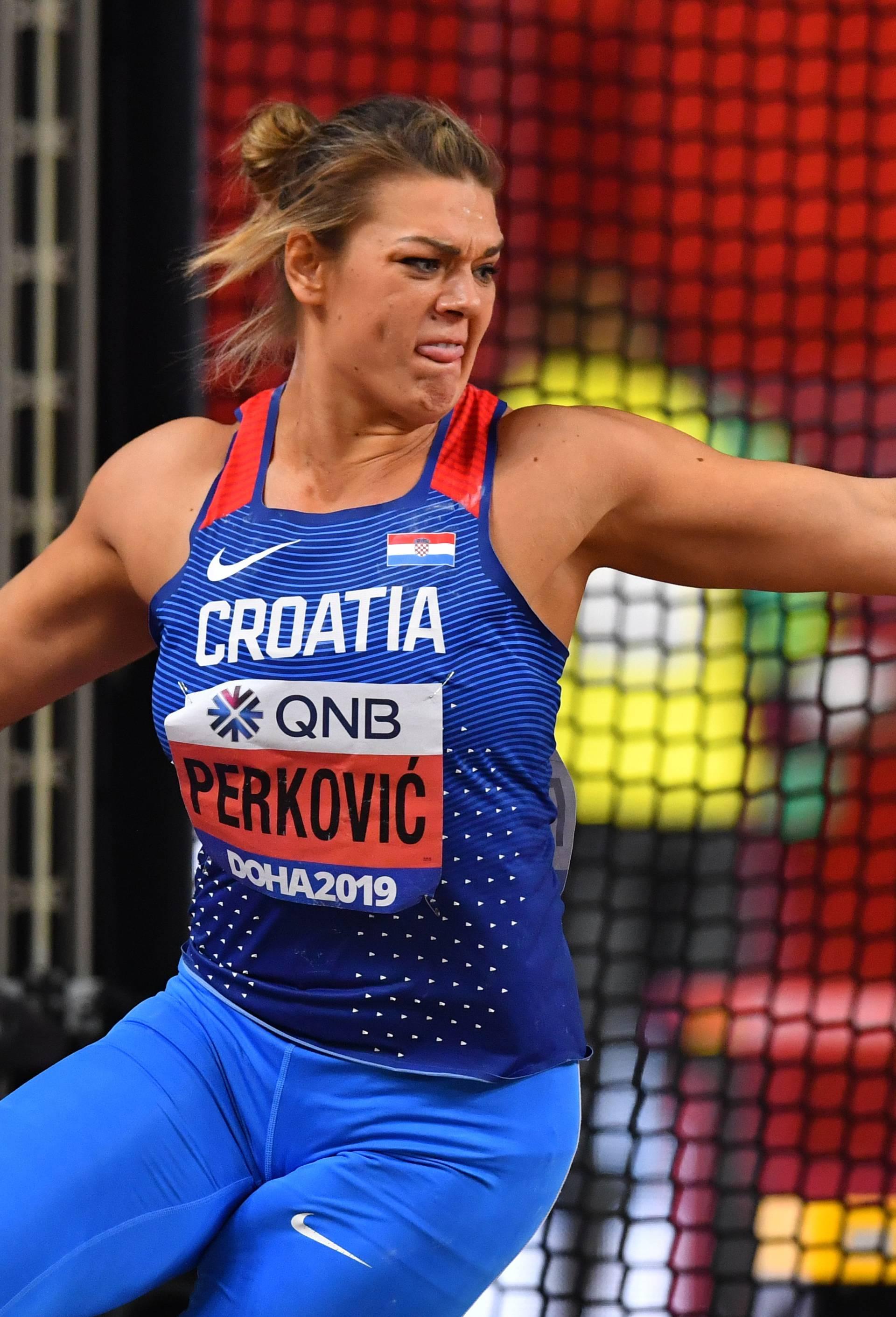 Perez skinula Sandru s trona! Svjetska bronca ide u Hrvatsku