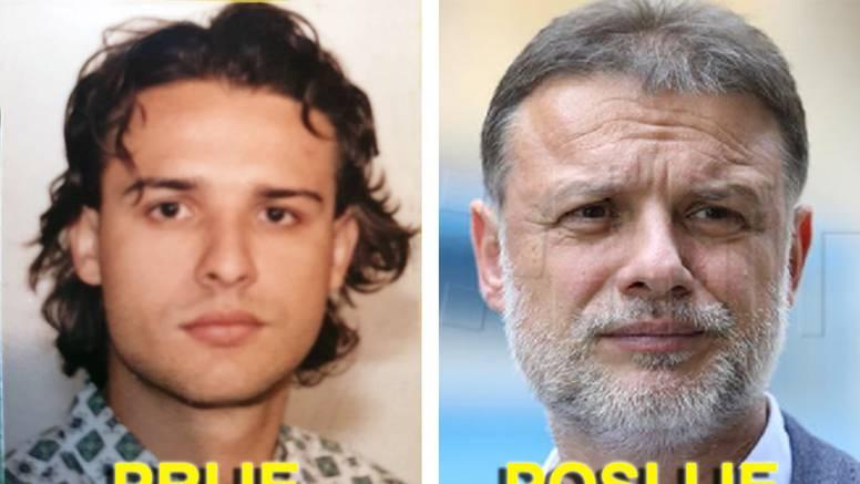 Gordan Jandroković objavio fotku iz mladosti: 'Izgledate kao glumac iz španjolskih serija!'