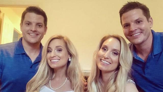 Identične blizanke u braku s blizancima