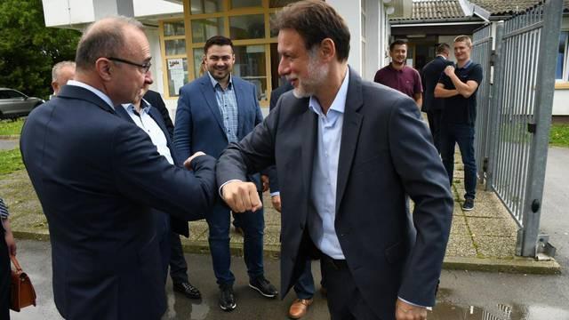 Bjelovar: Gordan Jandroković obišao tvrtku Gala