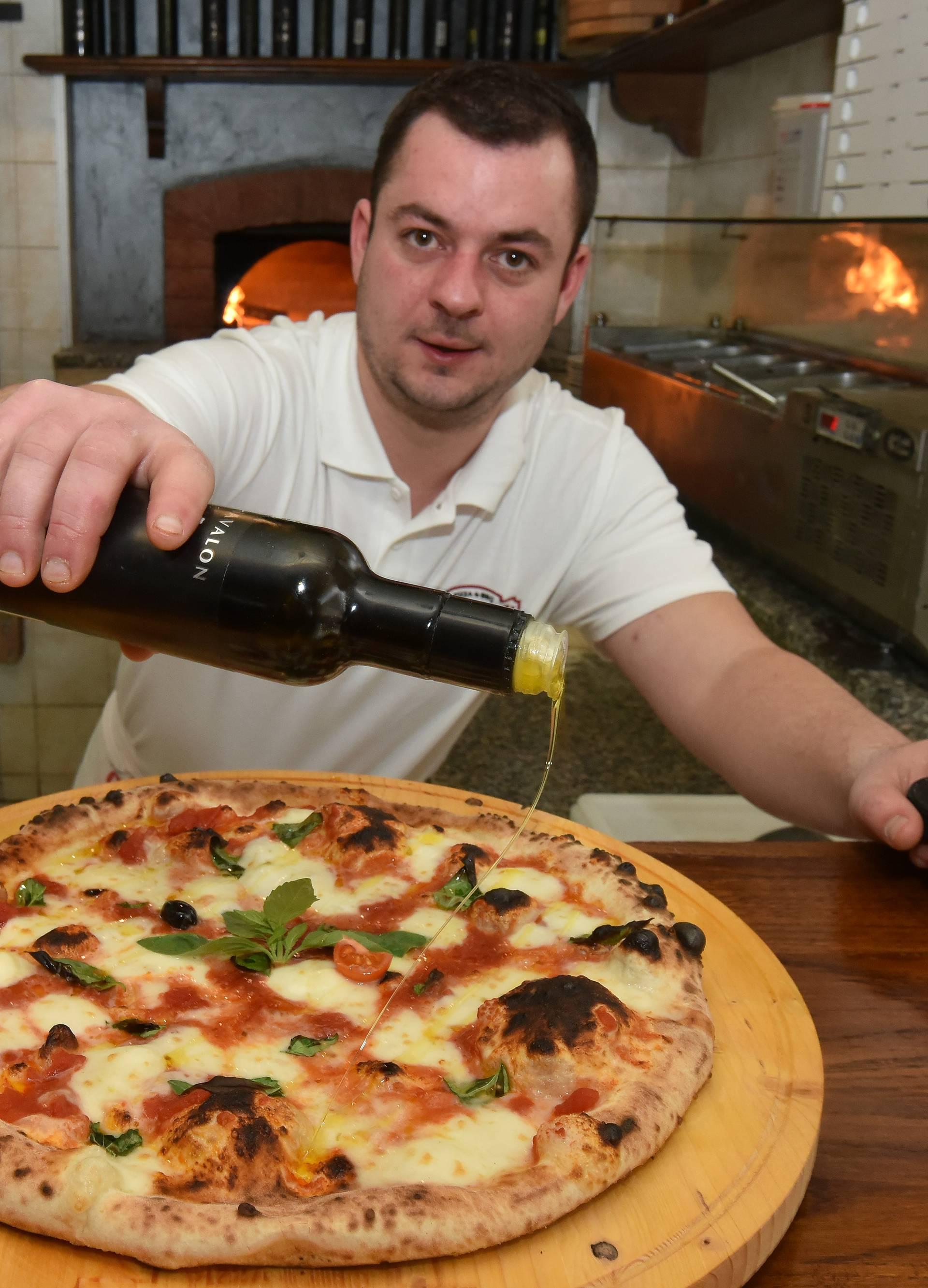 Državni prvak: Tijesto za pizzu treba 'odmarati' barem 18 sati