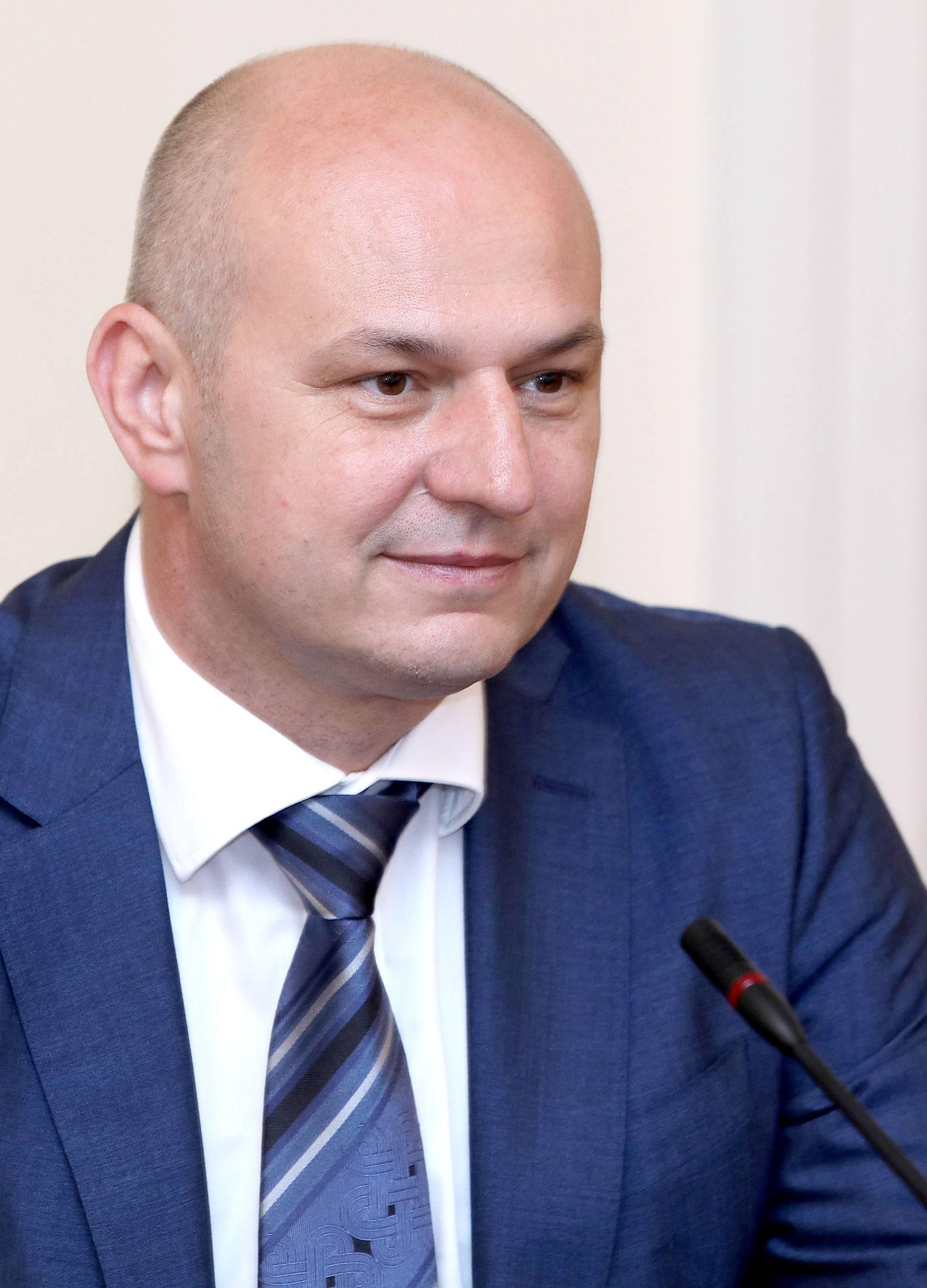 'O politici kad bude vrijeme, a s Dalijom Orešković ne pričam'