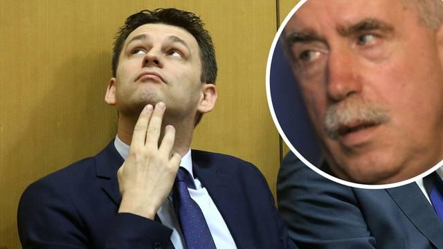 Petrović je odgovorio Petrovu: 'Ugroženi smo moja obitelj i ja'