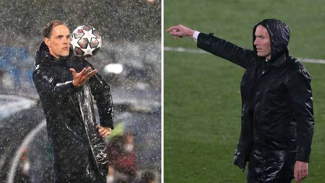 Tuchel: Zaslužili smo pobjedu. Zidane: Ma rezultat je realan...