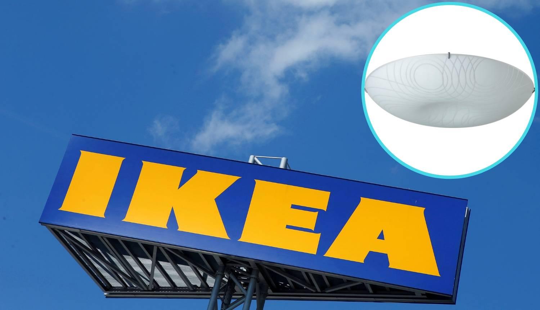IKEA: Vratite lampe 'Calypso' jer staklena sjenila mogu pasti