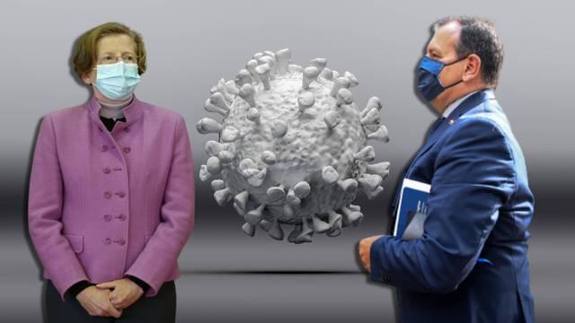 U Hrvatskoj 4534 zaraženih, a 48 pacijenata je preminulo