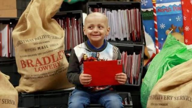 Suze idu same: Bradley sretan proslavio svoj posljednji Božić