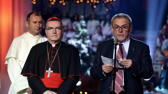 Kritizirali ga: Kaptol je  Bandiću  zbog Srebrnjaka okrenuo leđa
