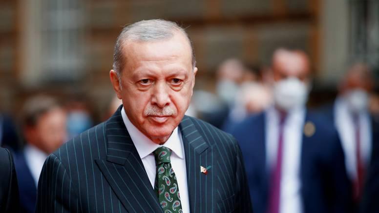 Erdogan: Stanje u Afganistanu je ozbiljno upozorenje Zapadu